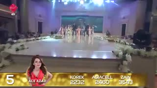 Mansour and Jamshid - Miss Kurdistan 2016 - Video