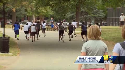 Baltimore Group Wants To Unify Community — So They Run Together!
