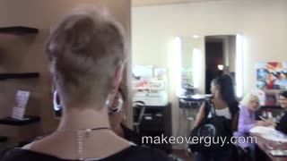 MAKEOVER- Long to Short, by Christopher Hopkins, The Makeover Guy® - Video