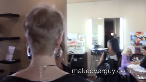 MAKEOVER- Long to Short, by Christopher Hopkins, The Makeover Guy®