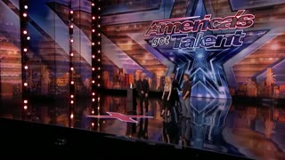 Amazing Aaron Crow Make People Feel Shocked - America's Got Talent - Video