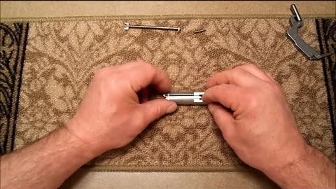 How to Install a VQ Exact Edge Extractor in a Ruger Mark II, Mark III and 22/45