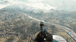 Modern Warfare: Battle Royale Map Gameplay