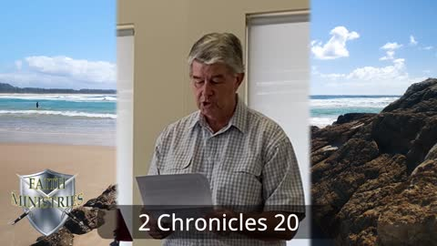 Second Chronicles 20