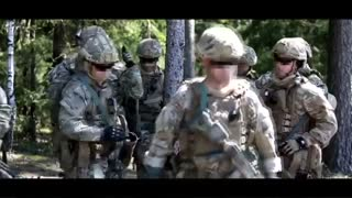 UA SOF International drills - Video