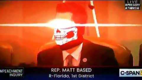 Matt Gaetz the most BASED senator