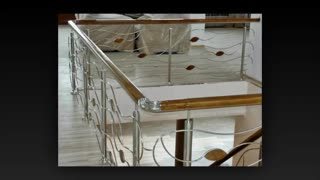 BALUSTRADE INOX BISTRITA IEFTIN SI RAPID | Tel:0771253209 - Video