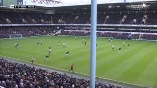 Tottenham 4 - 0 WBA - Video