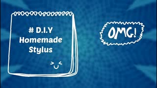 Homemade Stylus - Video