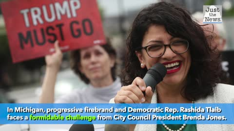 Primaries in five states play part in Senate control, progressives' hold on Democratic Party