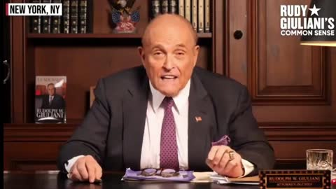 "Rudy Giuliani - Joe Biden ""Prince Of Darkness"""
