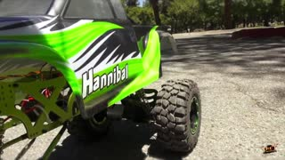 RC ADVENTURES - 1/5 RC TRUCK / CRAWLER - TRUCK PROTOTYPE - Sneak a Peek - Video