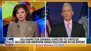 Trey Gowdy Says Second Special Counsel May Now Be 'Unavoidable' to Investigate DOJ - Video