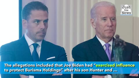 Fired NY prosecutor was given Biden-Ukraine allegations in 2018
