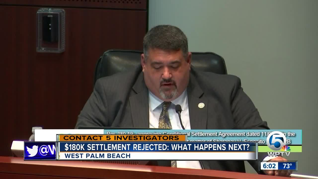 NEW: West Palm Beach asks FDLE for 'assistance' in investigating rape allegations against former city administrator
