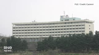 Gunmen Storm Intercontinental Hotel in Kabul, Take Hostages - Video