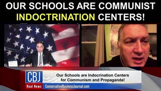 Our Schools Are Communist Indoctrination Centers!