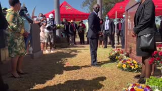 The 28th Commemoration of Slain SACP leaders Chris Hani's death
