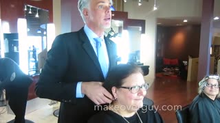 MAKEOVER: I'm Not A Blonde, by Christopher Hopkins, The Makeover Guy® - Video
