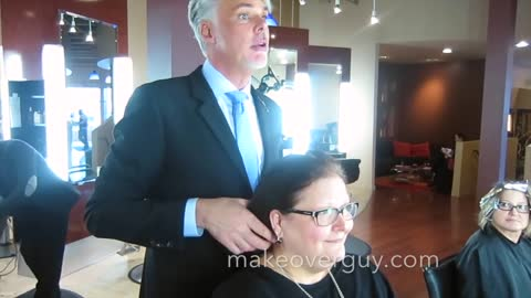 MAKEOVER: I'm Not A Blonde, by Christopher Hopkins, The Makeover Guy®