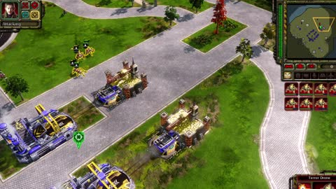 Command & Conquer: Red Alert 3 pt 9 the last Soviet mission