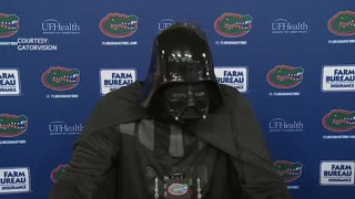 Football game has halftime brawl, wild comeback, and a coach dressed as Darth Vader