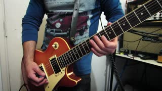 Sia's 'Chandelier' gets electric guitar cover - Video