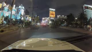 LAS VEGAS Day vs. Night Drive - Video