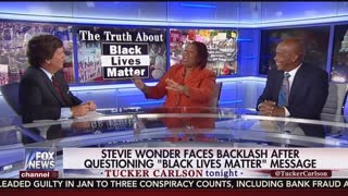 Is Stevie Wonder Right about BLM? - Video