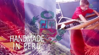 High School Senior Tips His Hat To The Less Fortunate In Peru - Video