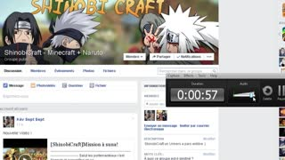 page facebook - Video