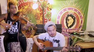 Reggae violin brings Bob Marley and Justin Bieber together - Video