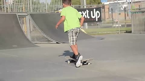 This 60-Year-Old Skateboarder Is A Hero To At-Risk Kids!
