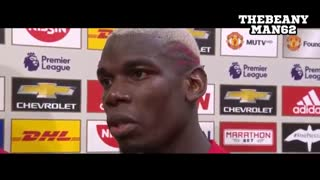 VIDEO: Pogba and Ibrahimovic banter in the post match interview - Video