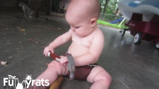 26 manly things to do with a cute baby boy - Video