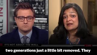 Pramila Jayapal making more false statements again