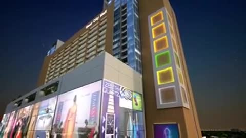 Walk Through - Gaur City Mall Noida Extension