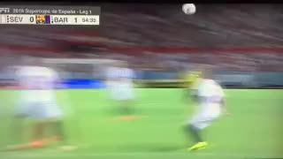 VIDEO: Luis Suarez super goal vs Sevilla