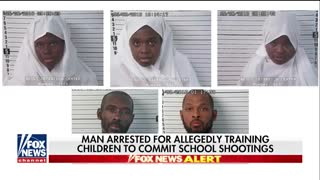 Muslim extremists at New Mexico compound trained kids to shoot up schools - Video