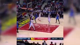 Victor Oladipo DESTROYS Dwight Howard With Monster Dunk - Video