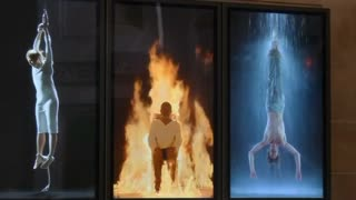 Bill Viola Video Installation Finds Permanent Home At St. Paul's Cathedral - Video