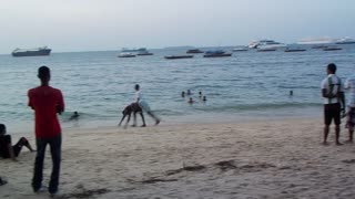 Zanzibar jumping boys - Video