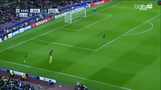 VIDEO: Ter Stegen protecting the ball on the corner flag! - Video