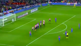 Golazo de Messi vs Bilbao - Video