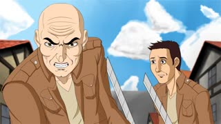 Attack On A-Hole Titan - Video