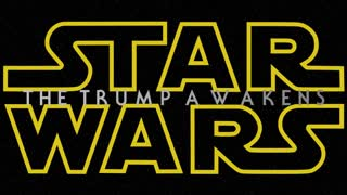 Star Wars: The Force Awakens - Donald Trump Parody Trailer - Video