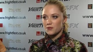 Maika Monroe talks empowering women in new horror film - Video