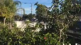 Mass shooting at Inland Regional Center in San Bernardino, CA - Video