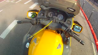 SoundBoard On Motorcycle - Video