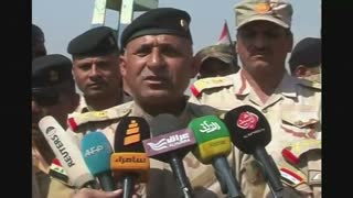 Iraq retakes territory from Islamic State: army - Video